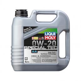 Λιπαντικο 4χρονου 4lt LIQUI MOLY Special Tec AA 0W-20 9705