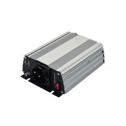 Mετατροπεας inverter 12V DC-220V AC BORMANN BMI1200 024088