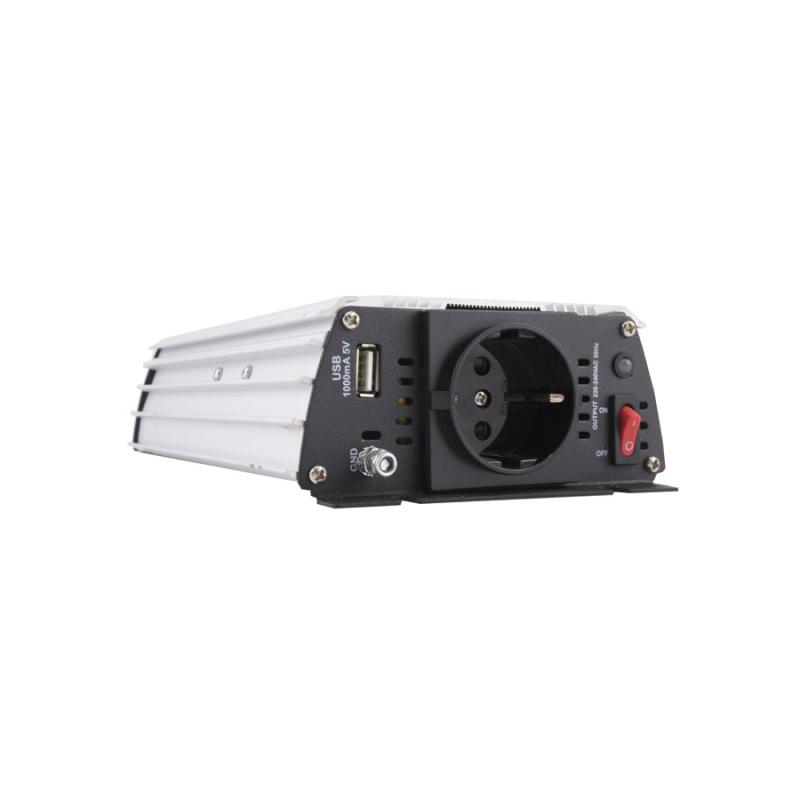 Mετατροπεας inverter 12V DC-220V AC BORMANN BMI1000 022534