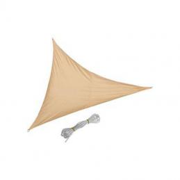 Τεντα σκιασης αντηλιακη τριγωνικη 3.6m BORMANN BPN1000 025221