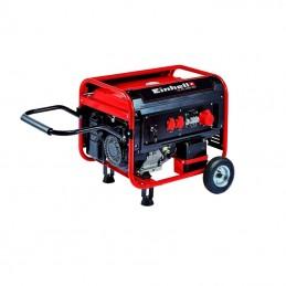 Einhell Γεννητρια βενζινης 230 και 400V 6.8kVA TC-PG5500WD 4152560