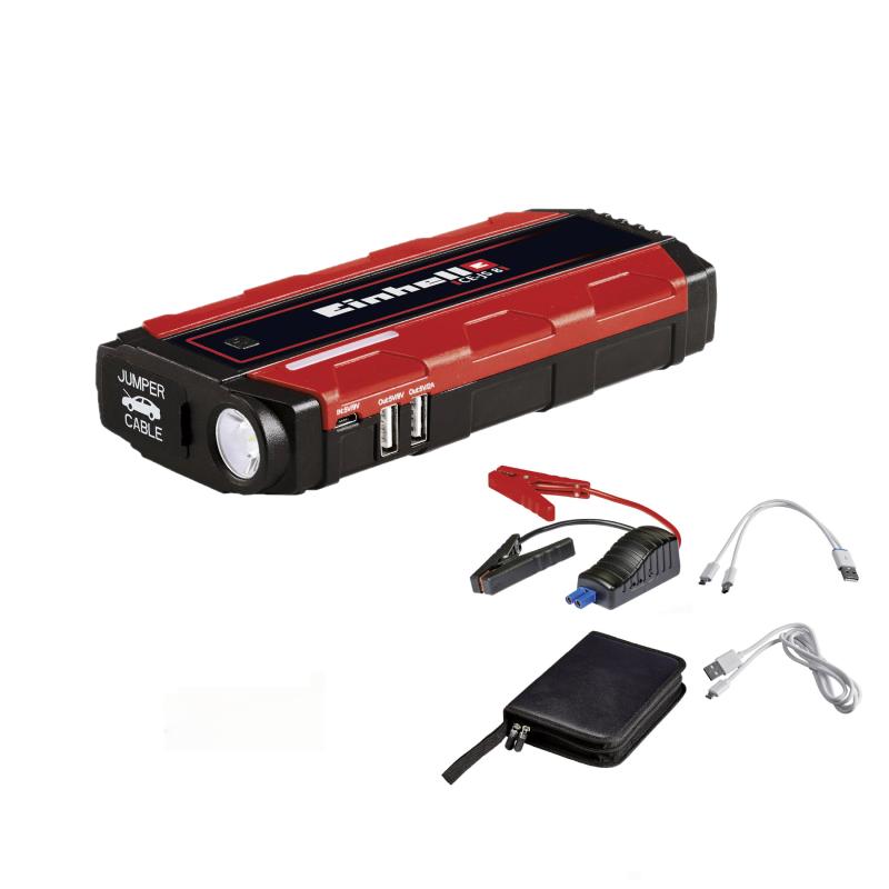 Einhell Φορτιστης-Εκκινητης-Power Bank 15V CC-JS8 1091511
