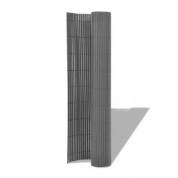Καλαμωτη PVC σκουρο γκρι 1x3m BORMANN BPN2400 027119