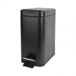 Δοχειο απορριματων 5L Slim μαυρο BORMANN BTW2030 025849
