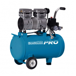 Αεροσυμπιεστης OIL-LESS 25L 0.75Hp BORMANN PRO BAT5080 030850