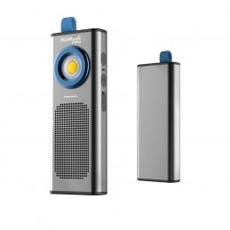 Φακος LED επαναφορτιζομενος 500Lumen Bluetooth BORMANN PRO BPR6045 030072