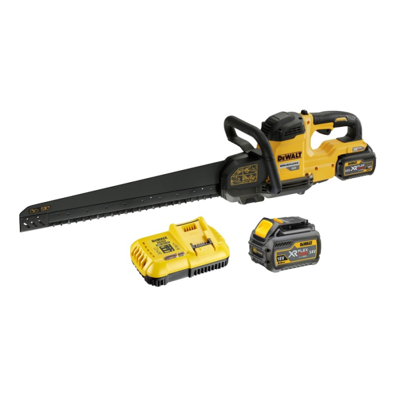 DeWALT DCS397T2 Σεγατσα ALLIGATOR 430mm 54V XR FLEXVOLT 2x6Ah Li-ion