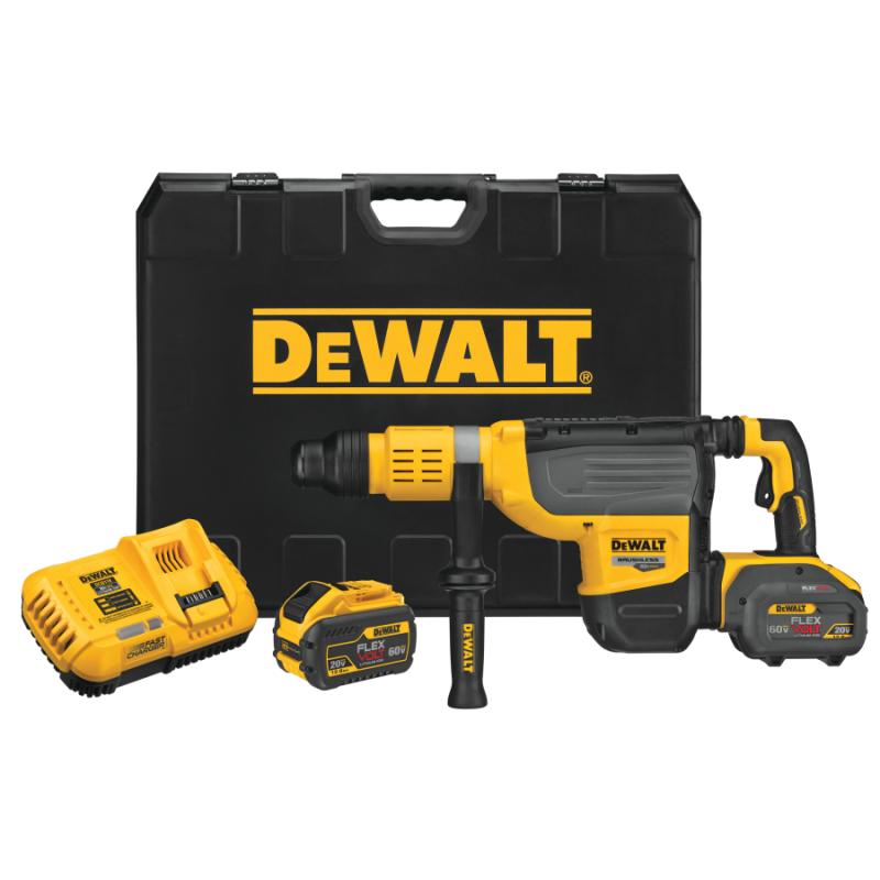 DeWALT DCH773Y2 Πιστολετο 19.4J 54V XR BRUSHLESS sds-max 2x12Ah Li-ion