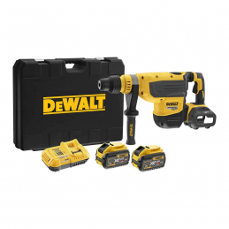 DeWALT DCH733X2 Πιστολετο 13.3J 54V XR BRUSHLESS sds-max 2x9.0Ah Li-ion