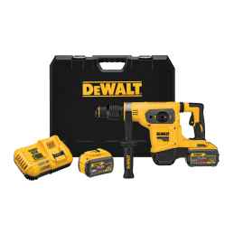 DeWALT DCH481X2 Πιστολετο 6.1J 54V XR BRUSHLESS sds-max 2x9.0Ah Li-ion