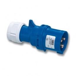 Φις αρσενικο 230V 3x16A IP44 PCE 013-6