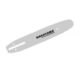 Λαμα αλυσοπριονου 25cm 3/8 40 οδηγοι NAKAYAMA PO10-50SR