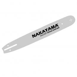 Λαμα αλυσοπριονου 45cm 3/8 62 οδηγοι NAKAYAMA EC001
