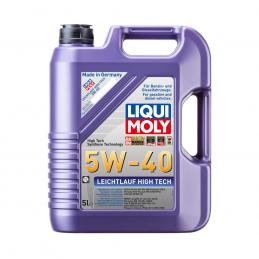 Λιπαντικο 4χρονου 5lt LIQUI MOLY Leichtlauf High Tech 5W-40 2328