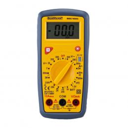 Πολυμετρο ψηφιακο BORMANN BDC1000 028420