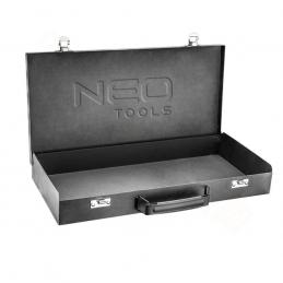 Κασετινα με μεταλλικα κλιπς NEO TOOLS 84-250 424478