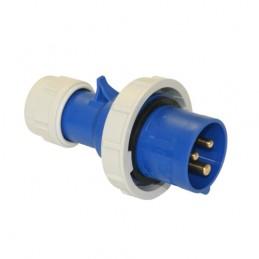 Φις αρσενικο 230V 3x16A IP67 PCE 0132-6