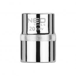 Καρυδακι εξαγωνο 1/2 20mm NEO TOOLS 08-020 412451