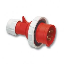 Φις αρσενικο 400V 5x32A IP67 PCE 0252-6