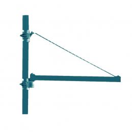 Βραχιονας παλαγκου 75cm 1000kg BORMANN PRO BPP1010 036234