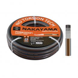 Λαστιχο ποτισματος 5/8 25m POSEIDON NAKAYAMA GH5825 012566