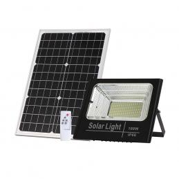 Προβολεας LED με φωτοβολταϊκο 100W 4000K BORMANN BLF2300 026969