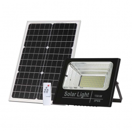 Προβολεας LED με φωτοβολταϊκο 150W 4000K BORMANN BLF2400 033868