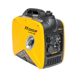 Γεννητρια βενζινης 2.5kVA Inverter FFGROUP GPG2000I PRO 46100