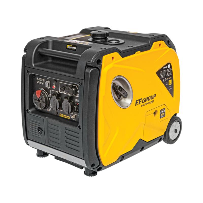 Γεννητρια βενζινης 4.3kVA Inverter FFGROUP GPG3500IE PRO 46102
