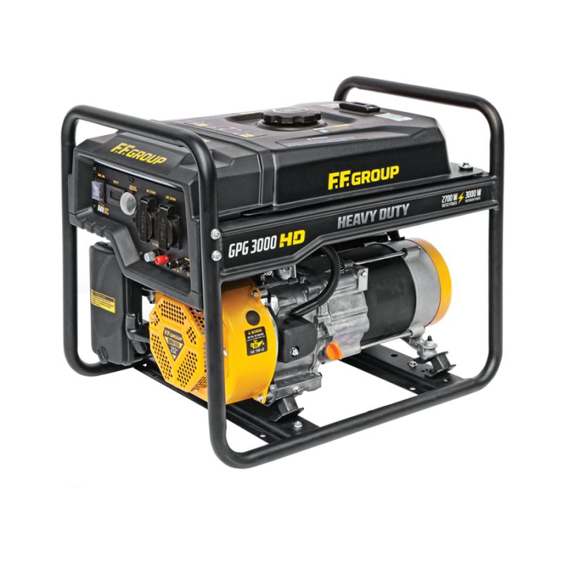 Γεννητρια βενζινης 3.5kVA FFGROUP GPG3000 HD 46096