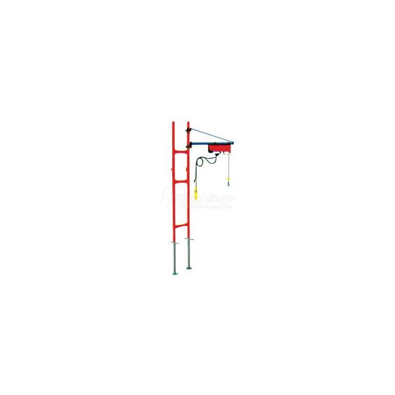 Κολωνα στηριξης παλαγκου 2.5-3m με ρυθμιζομενα ποδια K2.5-3