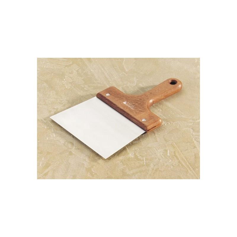 Σπατουλαδορος με ξυλινη λαβη 18cm LOUTIL PARFAIT Inox