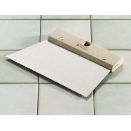Σπατουλα κολλας με τριγωνο δοντι 4mm  LOUTIL PARFAIT