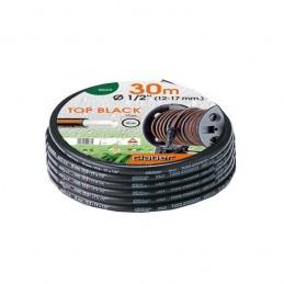 Λαστιχο ποτισματος 13mm 30m PVC CLABER Top black 9039