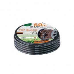 Λαστιχο ποτισματος 13mm 50m PVC CLABER Top black 9036