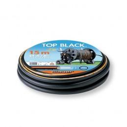 """Λαστιχο ποτισματος 5/8\"""" 15m 100% PVC CLABER Top black"""