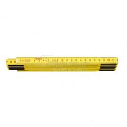 Μετρο σπαστο ξυλινο 2m SOLA 105304